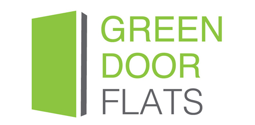 Green Door Flats Logo